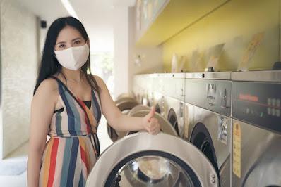laundry pakaian