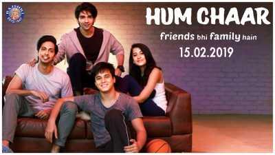 Hum Chaar (2019) Hindi 400MB Movies Download 480p
