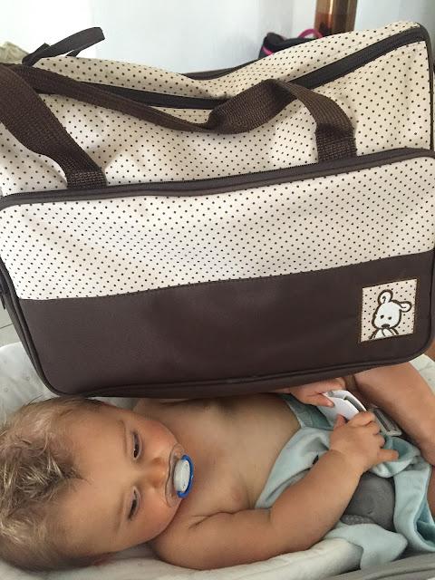 sac à langer test maman bébé cadeau unique blog
