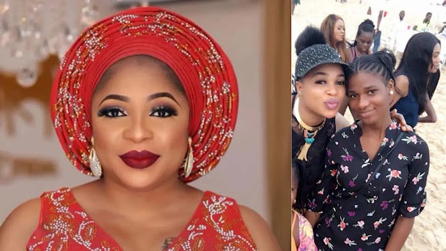I am always Proud when you call me Mom-  Kemi Afolabi celebrates her daughter as she turns 19