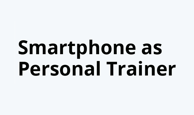 Smartphones are the new fitness trainers