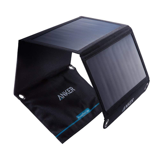 anker best solar charger for cell phone