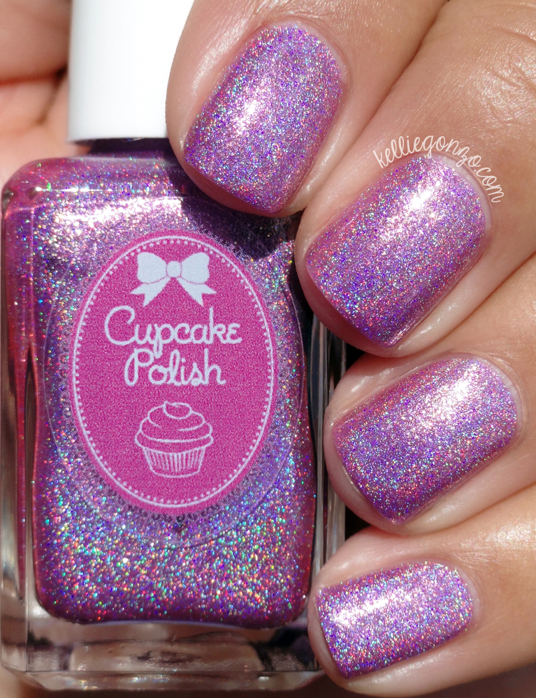 Cupcake Polish Whimsy