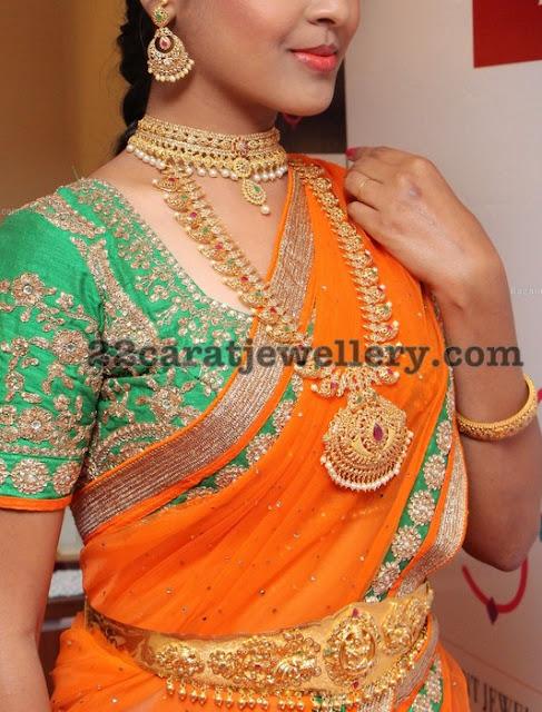 Sowmya Bella Uncut Diamond Jewelry