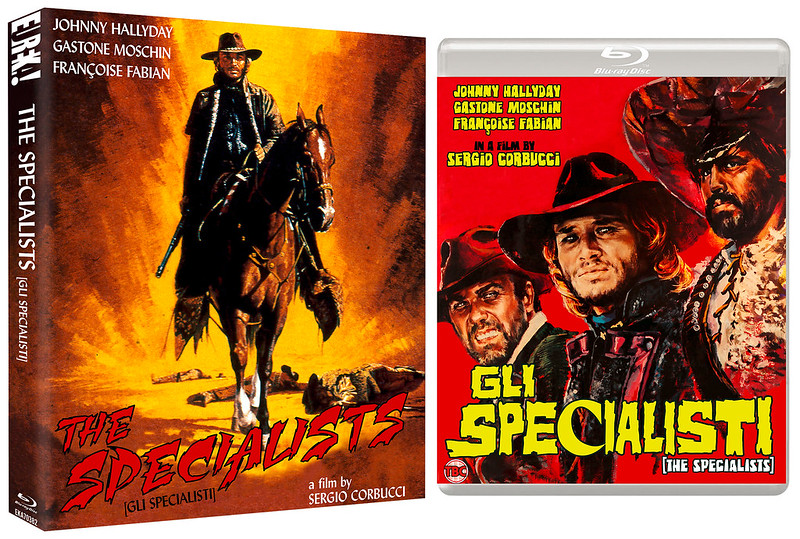 the specialists bluray