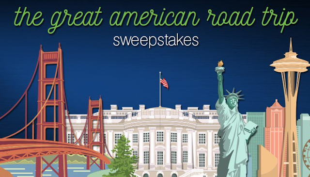 Extended Stay America wants you to download their new easy to use app and enter for your chance to win $2,500 CASH to use on your Great American Road Trip!