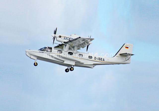 Dornier Seawings Seastar Amphibious Aircraft