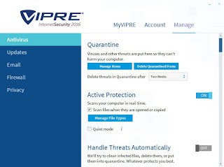 Free Download Vipre Internet Security 2016 terbaru Full version with key