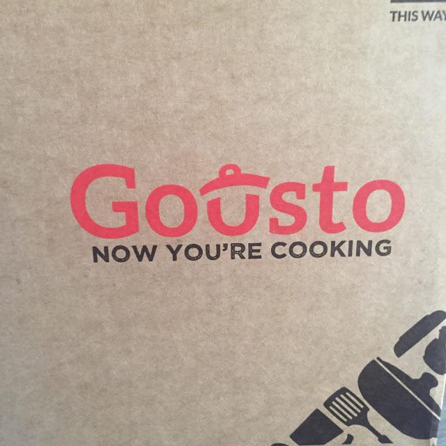 Gousto box review