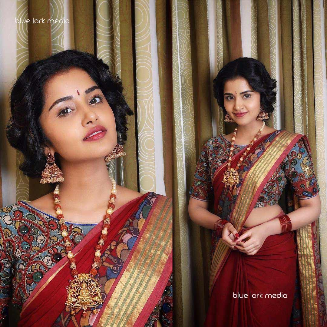 Anupama Parameswaran Latest Photos   2019