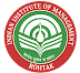 Trainee - Administration (B.A/B.Sc/B.Com.) In Indian Institute Of Management Rohtak