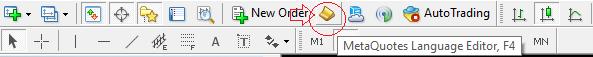 "Basic ""Hello World Program"" Execution in MQL4 starting"
