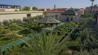 Le Jardin Secret en Marrakech