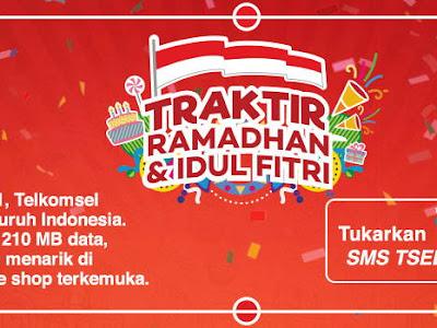 Pesta Diskon Telkomsel Bareng Lazada