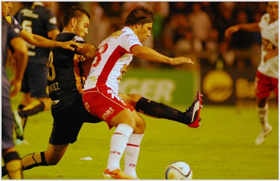 Huracán vs Rosario Central