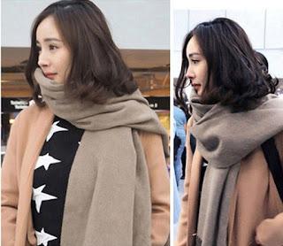 Syal Cantik Model Terbaru Untuk Cewek Januari 2018