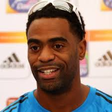Tyson Gay Family Wife Son Daughter Father Mother Age Height Biography Profile Wedding Photos