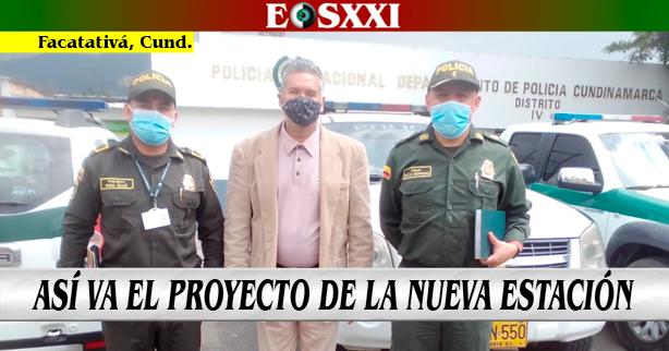 """""""En un año se estaría construyendo la nueva Estación"""": Javier Rico"""