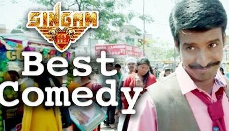 Singam 3 – Best Comedy | Suriya | Anushka Shetty | Shruti Haasan