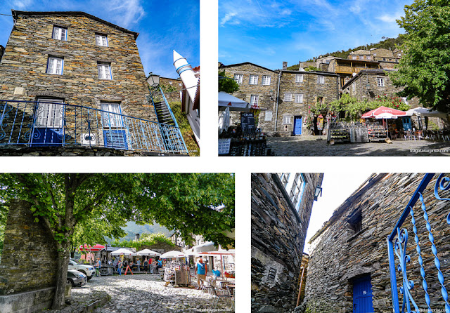 Piódão, aldeia de xisto em Portugal