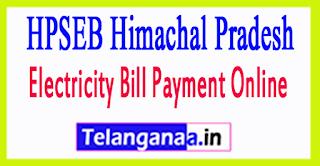 HPSEB Himachal Pradesh state Electricity Bill Payment Online