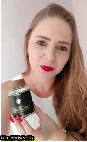 hialurônico caps como tomar
