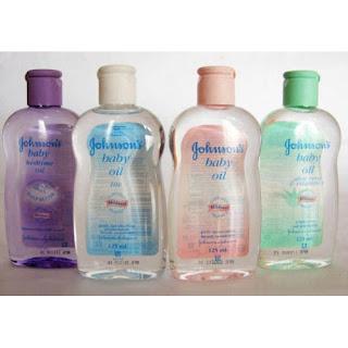 Manfaat Baby Oil Untuk Si Kecil