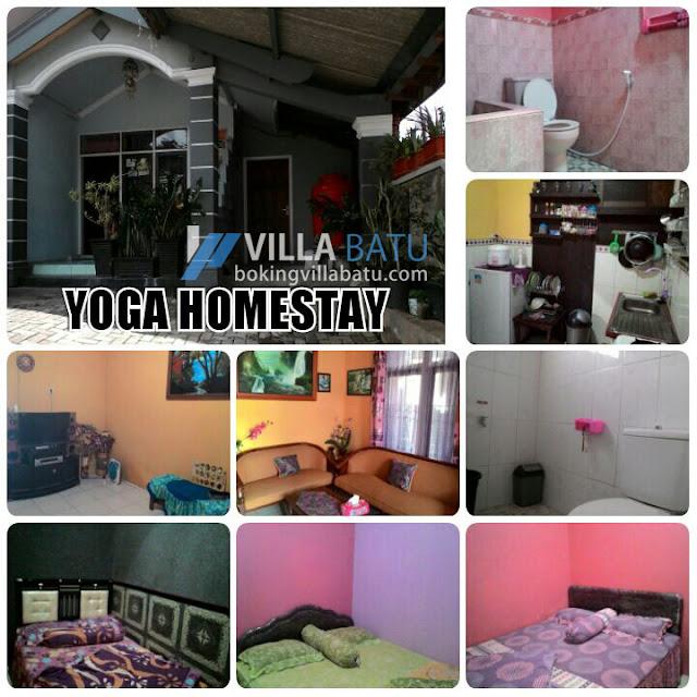 Yoga Homestay Kota Batu - Malang