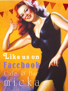 cafe & bar micka Official facebook 富山市 カフェ