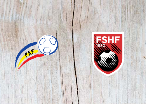 Andorra vs Albania - Highlights 25 March 2019
