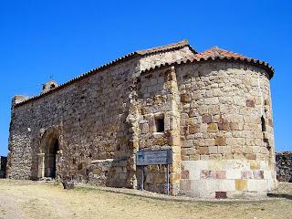 Iglesia de san Juan de los Caballeros; Zamora; Castilla y León; Vía de la Plata