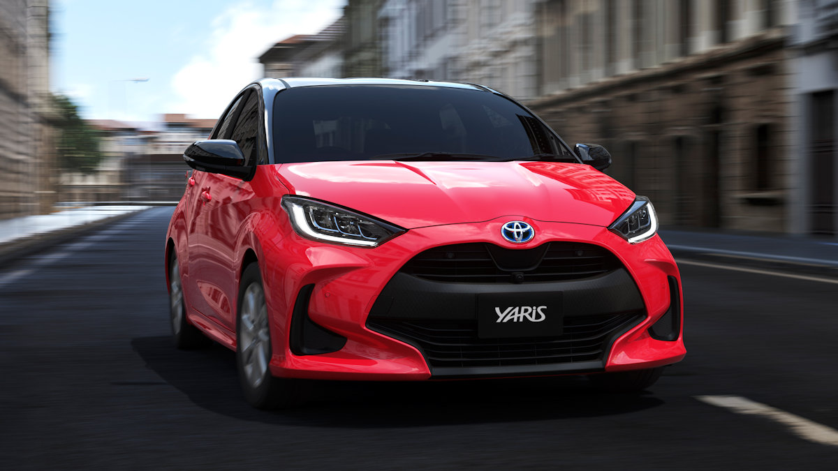 toyota draws first blood, unveils all-new 2020 yaris