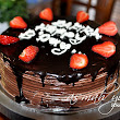 Asam Garam: MOIST CHOCOLATE CAKE for ZAFIRA