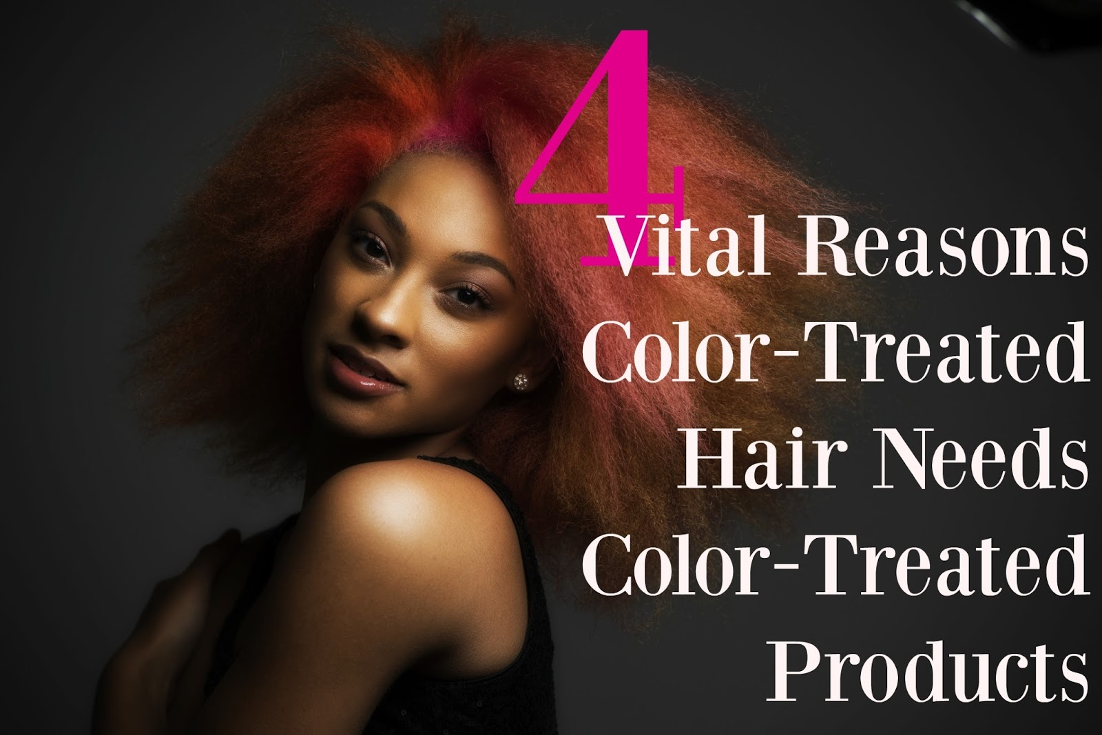 Teens and color-treated hair