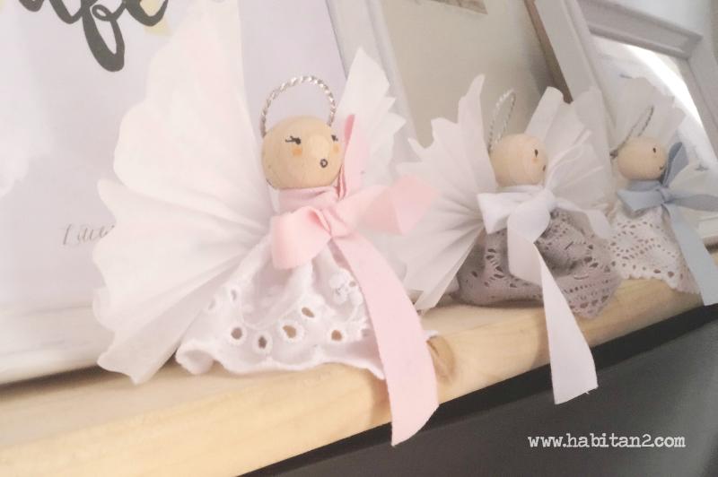 Decoración navideña handmade de estilo nórdico by Habitan2 | Mi casa en Navidad
