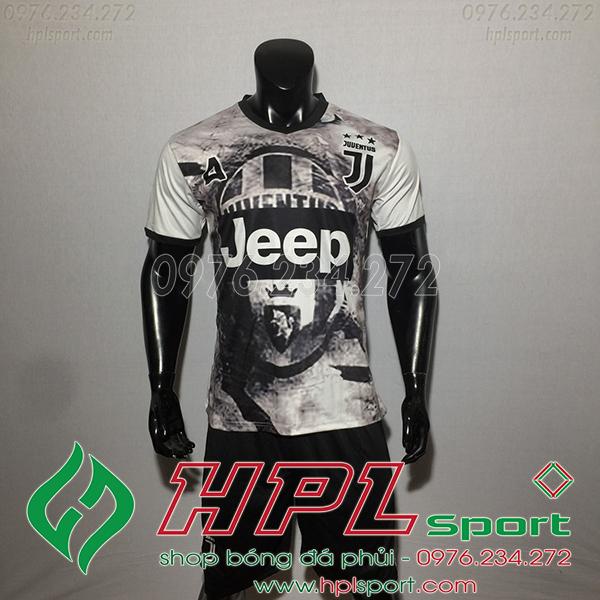 Áo bóng đá câu lạc bộ Juvetus Logo