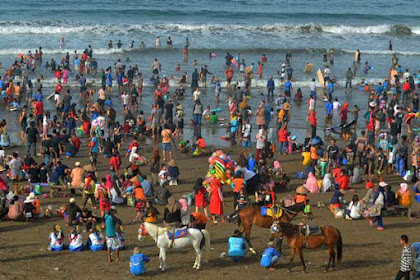 Pangandaran Gempa, Tak Berpotensi Tsunami