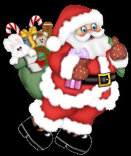 Free Santa Claus Clip art
