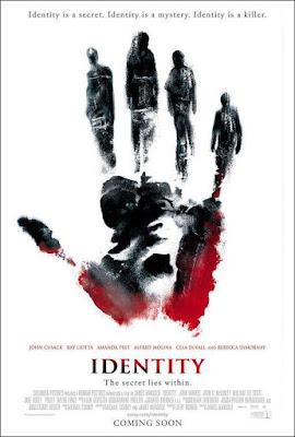 Identity [2003] [DVD] [R1] [NTSC] [Latino]