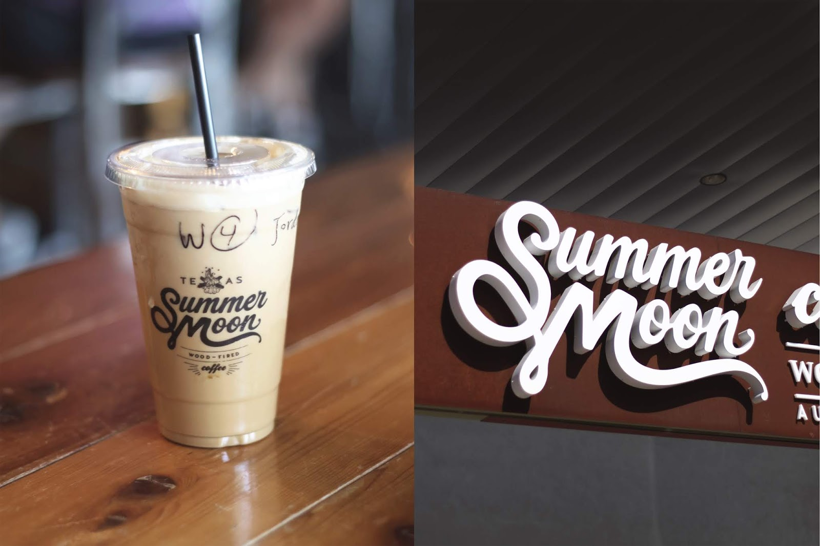 Summermoon Coffee Austin, Iced Coffee, Cozy Coffee Shop, Coffee Shops Vibe