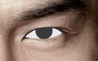 Cara buat vector bagian mata
