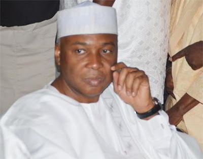 Facebook hails Saraki for opening up National Assembly