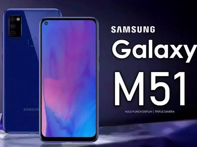samsung Galaxy M51 Smartphone Specifications and Price details | Buy Online - Neesol.coM