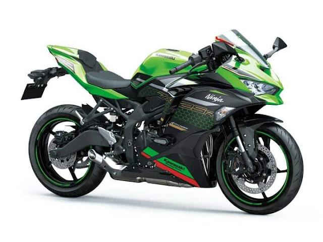 Warna ZX25R Lime Green/Ebony
