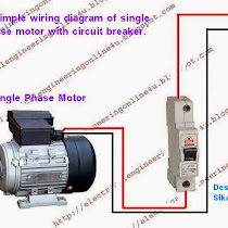 1 Phase Wiring Diagrams Single Phase Wiring Diagram For House