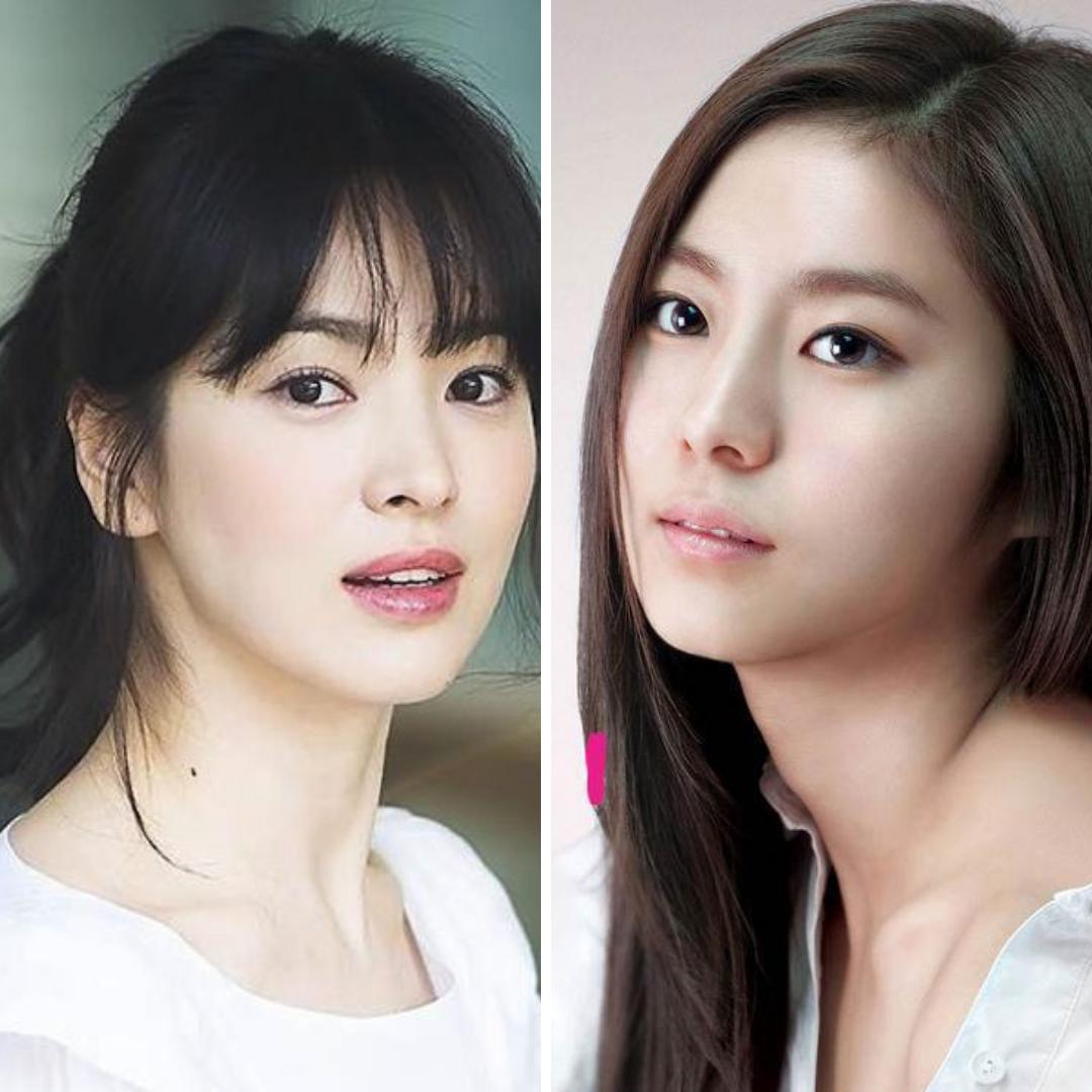 Model Rambut Panjang Wanita Korea Terbaru Tahun 2021