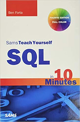 SQL in 10 Minutes, Sams Teach Yourself 4th Edition pdf free download