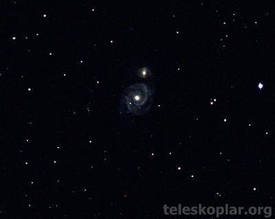 Meade 6 galaksi gözlemi