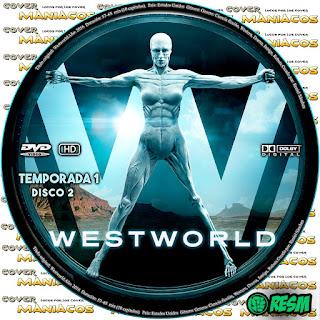 GALLETA [SERIE TV]WESTWORLD TEMPORADA 1 DISCO 2