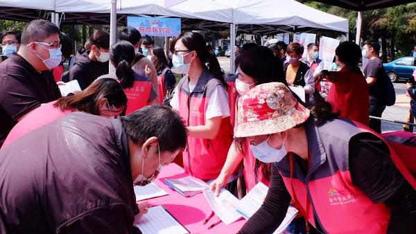 台中市就業博覧會釋逾5600職缺 就業媒合率破6成